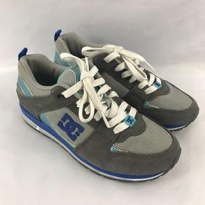 DC* women's Athletic Shoes SZ 6.5 W